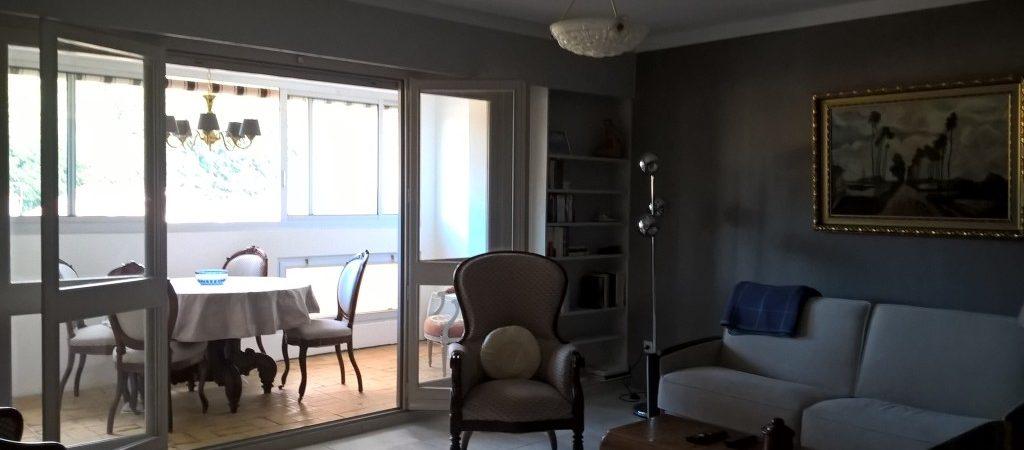Location meublé Germont Amélie Séjour et Loggia