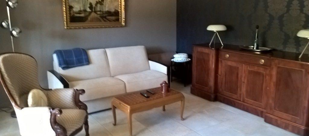 Location meublé Germont Amélie Séjour